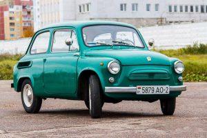 названия советских автомобилей