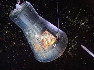 космос нас накормит печеньем