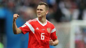Денис Черышев футболист