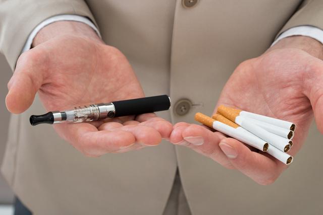 Некоторые ароматизированные электронные сигареты содержат химическое вещество вызывающее рак