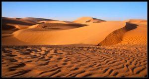 факт Зыбучие-пески