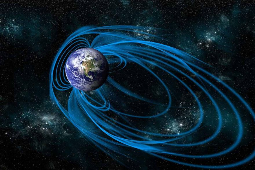 У Меркурия есть Магнитные полюса, которые движутся как земные