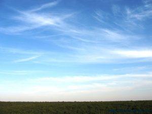 Облаками верхнего яруса