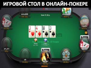 интересный онлайн покер
