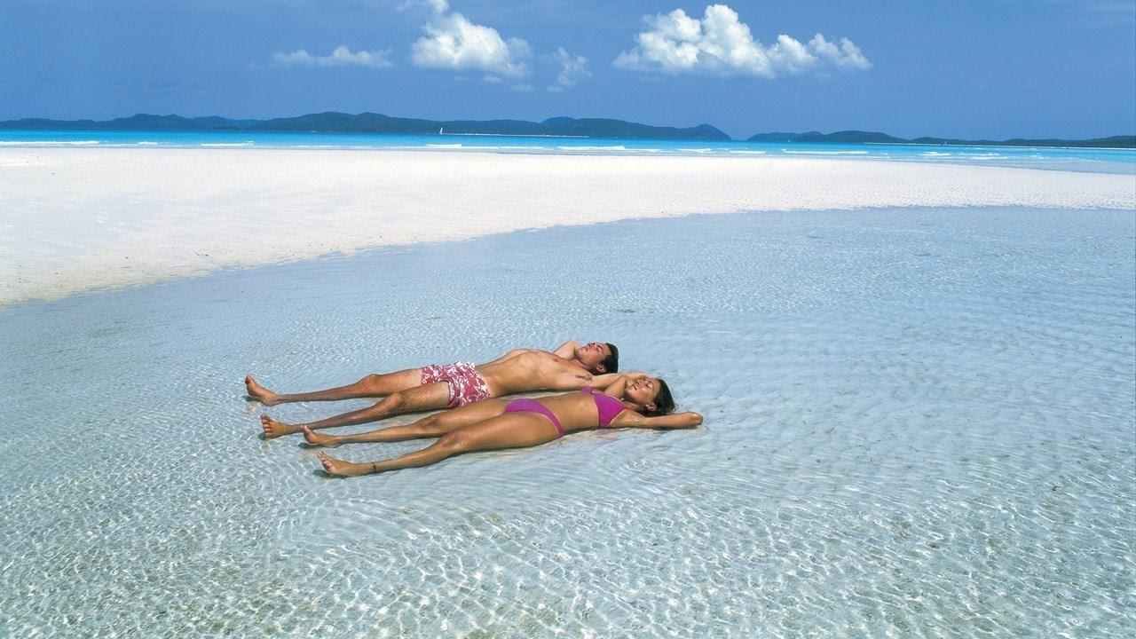 10 Секретных пляжей, скрытых от всего мира