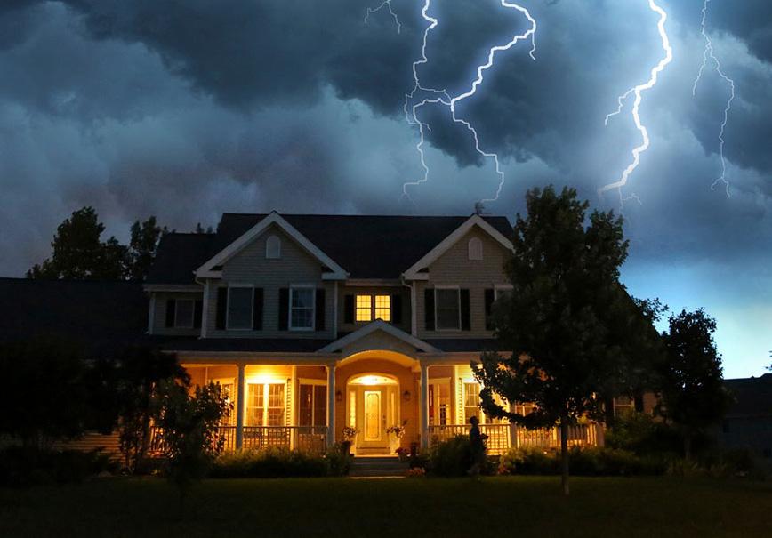 Как защитить свой дом от перенапряжения сети?