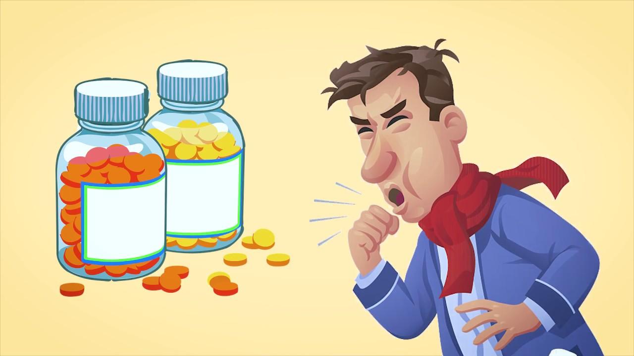 Как работают противопростудные препараты
