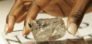 Легенда лесото алмаз