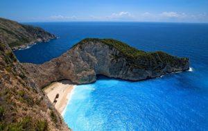 Навайо Греция пляж
