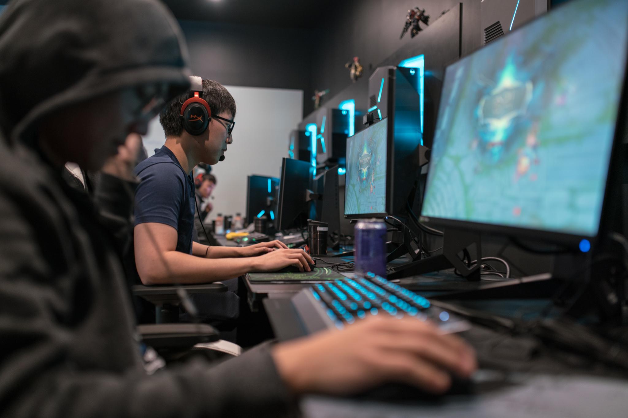 Польза компьютерных игр в современном обществе