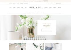 Сайт для женского бизнеса