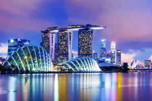 страна Сингапур