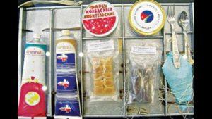 3 мифа о пище космонавтов. Современная пища космонавтов 1