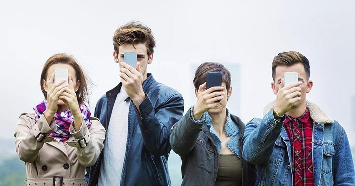Почему тупеют от смартфонов