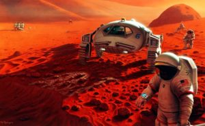 10 причин не лететь на Марс