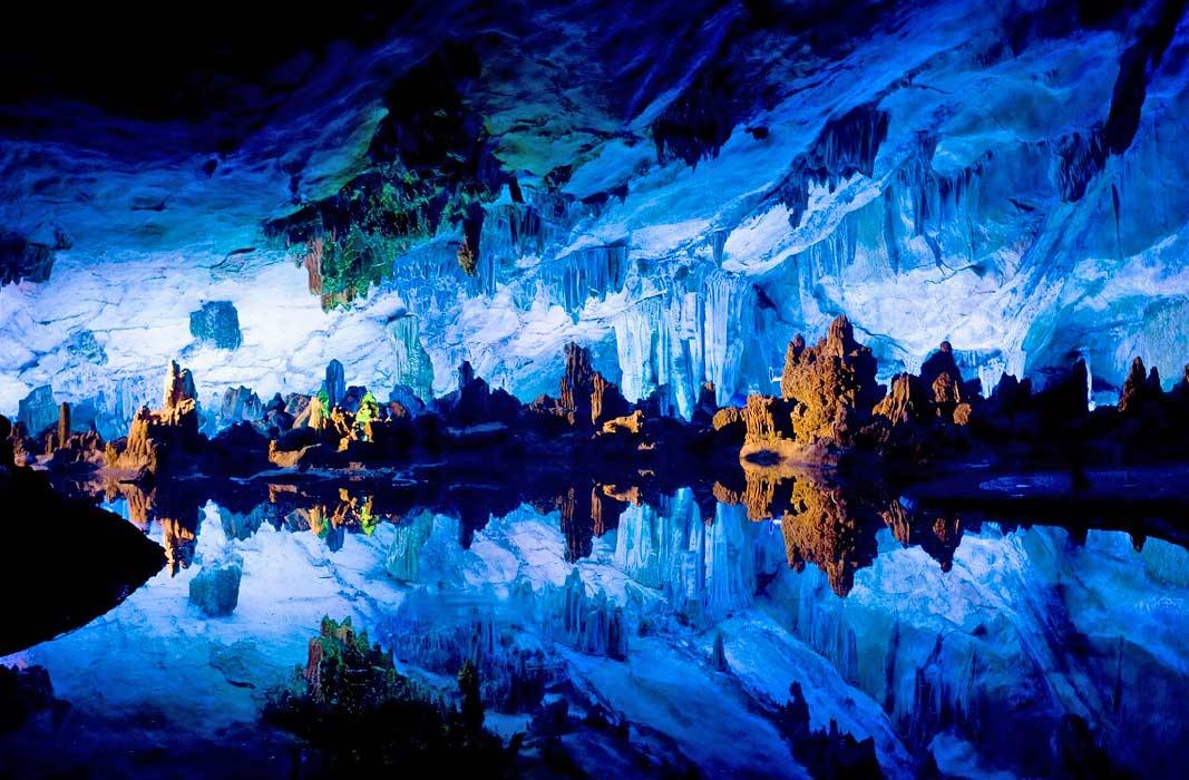 10 самых красивых пещеры мира!