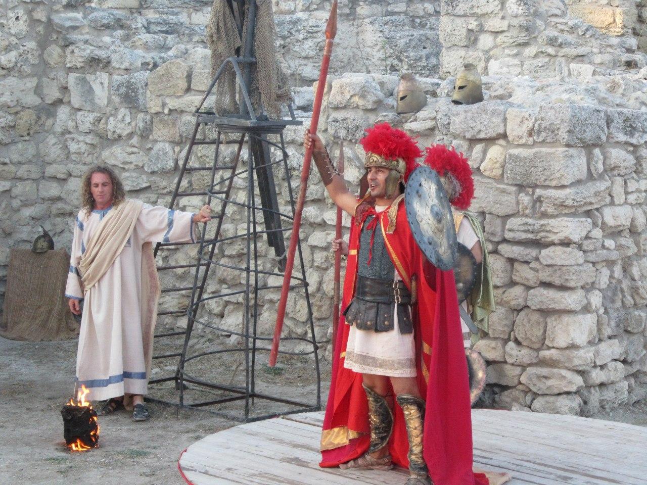 А вы были в античном театре?