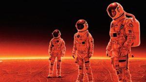 Фильм Последние дни на марсе