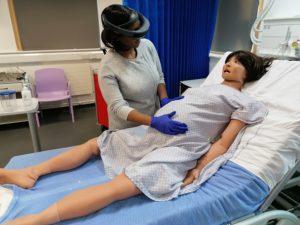 Гарнитуры виртуальной реальности от Oxford Medical Simulation