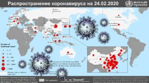 Свежие новости о вирусе COVID-19