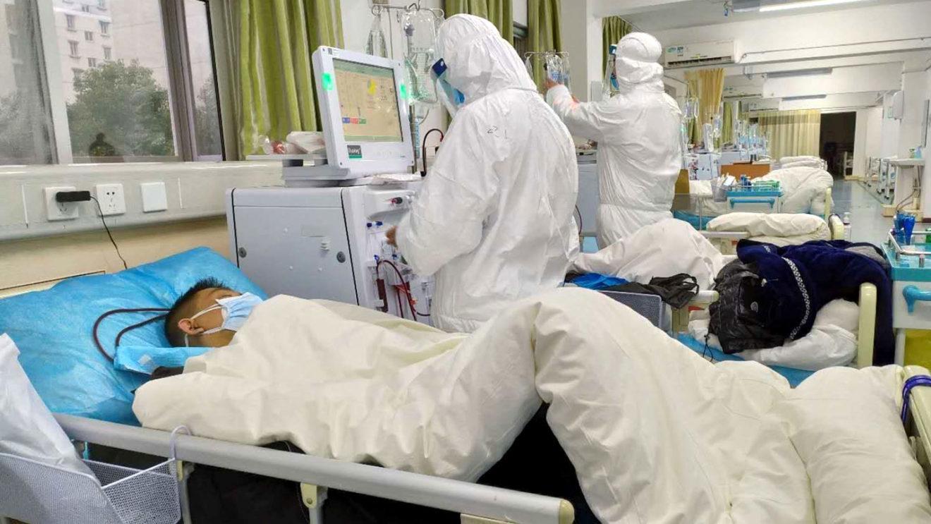 Смертность от коронавируса превышает 1000