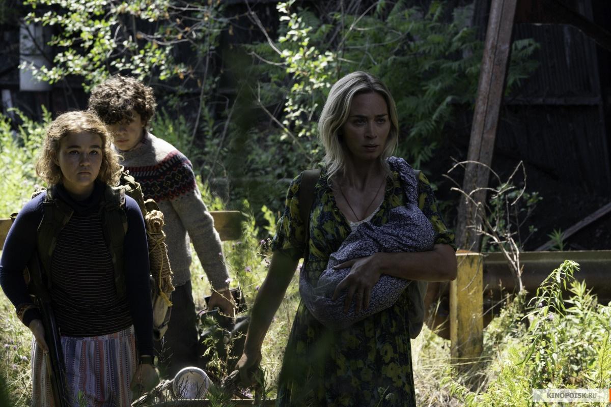 Релиз триллера «Тихое место 2» перенесли из-за коронавируса