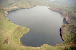 озеро Киву самое опасное в мире