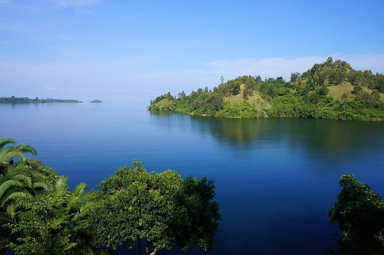 Самое опасное озеро «Киву»