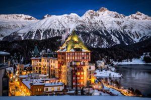Самые дорогие страны мира Швейцария
