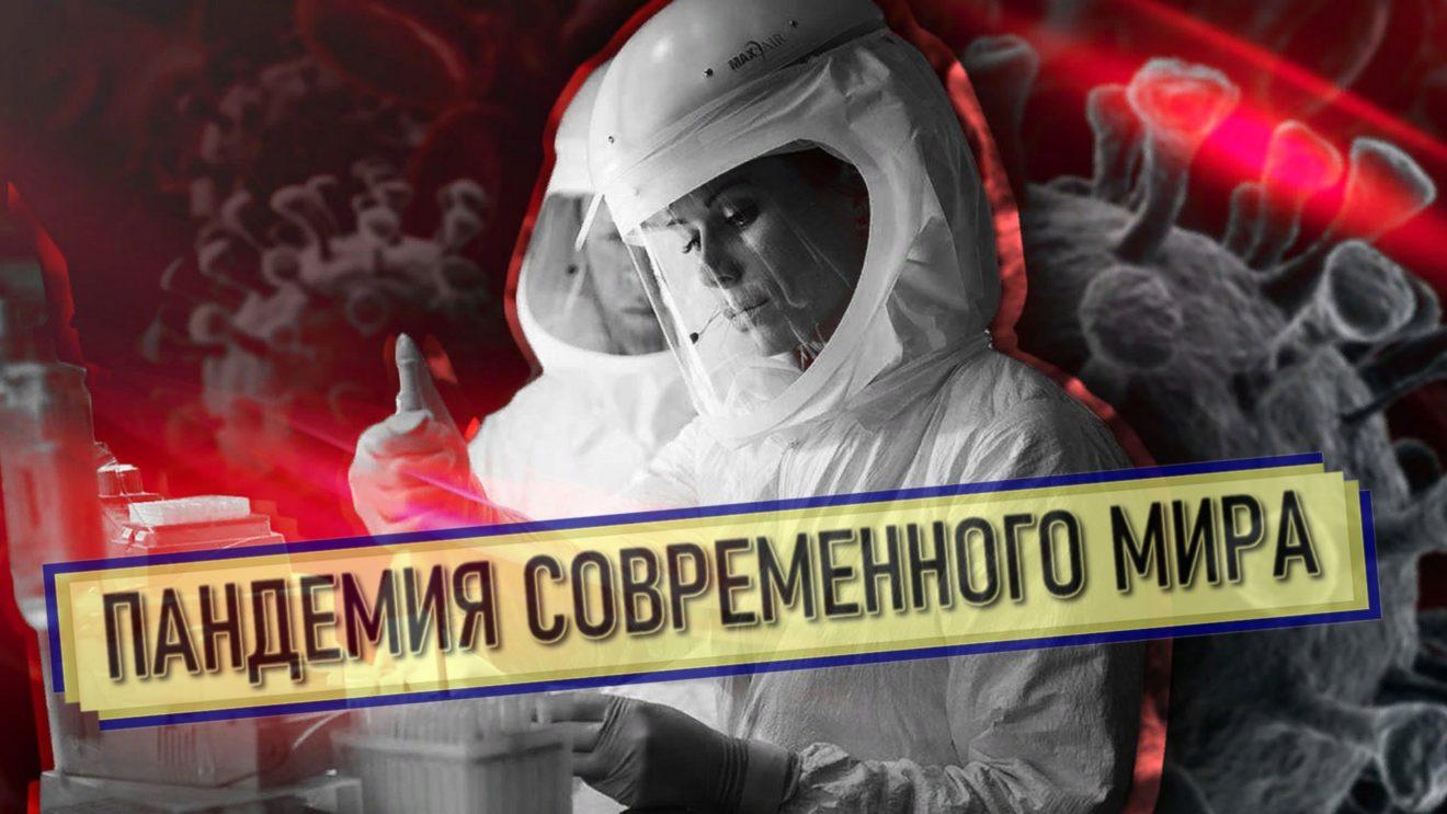 Пандемии современного мира. Самая большая воина в истории человечества