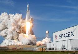 прототип ракеты-носителя SpaceX Starship на испытательном стенде потерпел не удачу