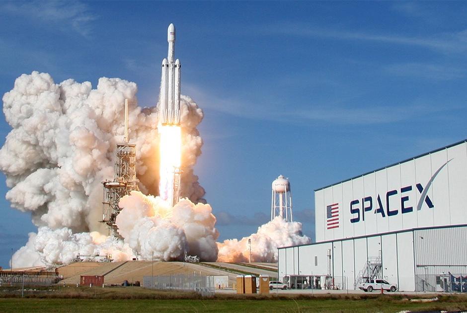 3-й прототип ракеты-носителя SpaceX Starship  развалился на испытательном стенде