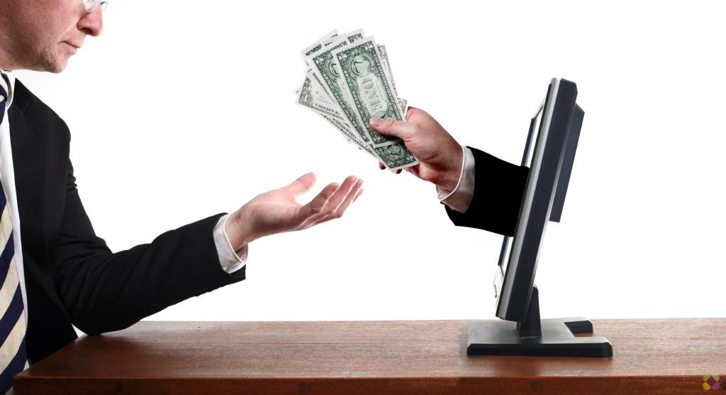 Что делать, когда нет денег? Кредит через Интернет.