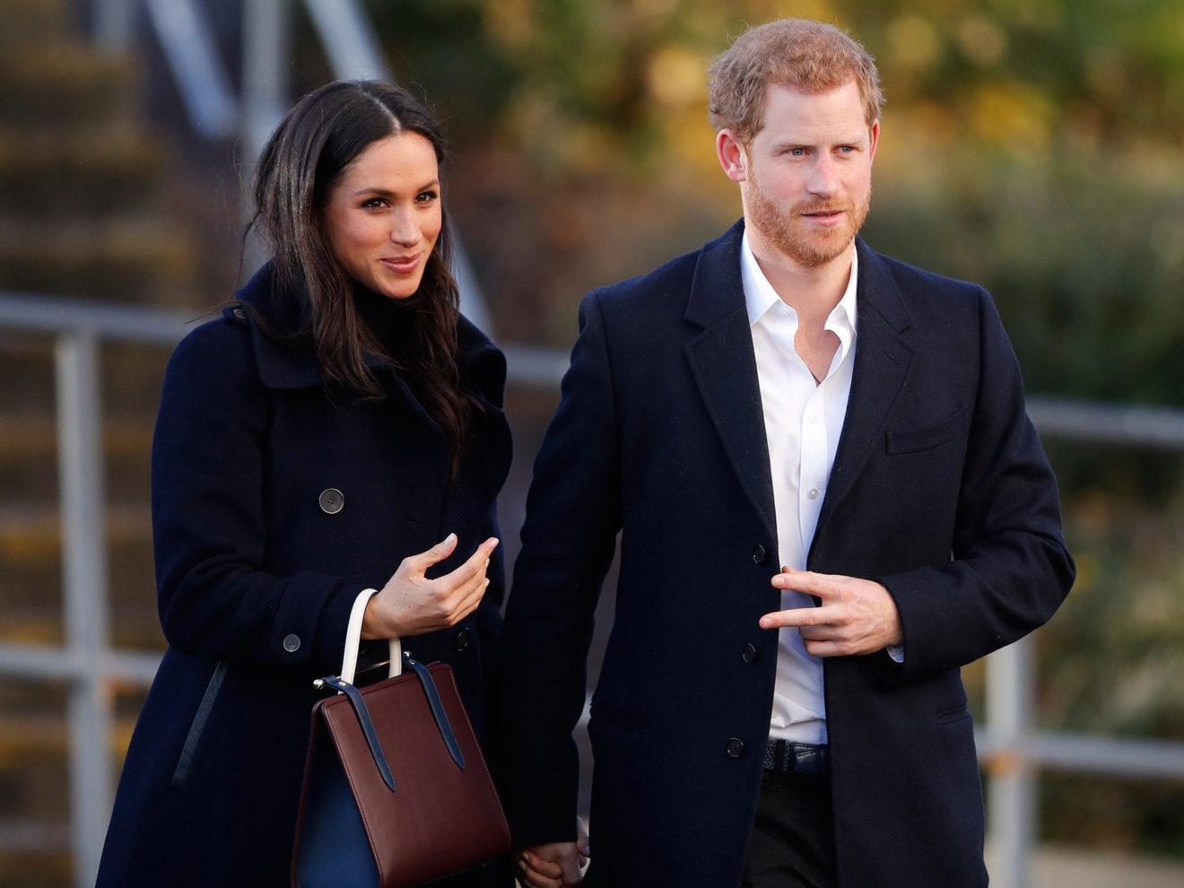 Беда с этими наследниками престола! Интересные новости о Принце Гарри и Меган Маркл!