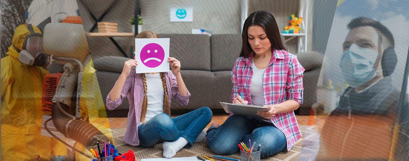 «Домашняя» психологическая помощь родителям и детям в условиях пандемии