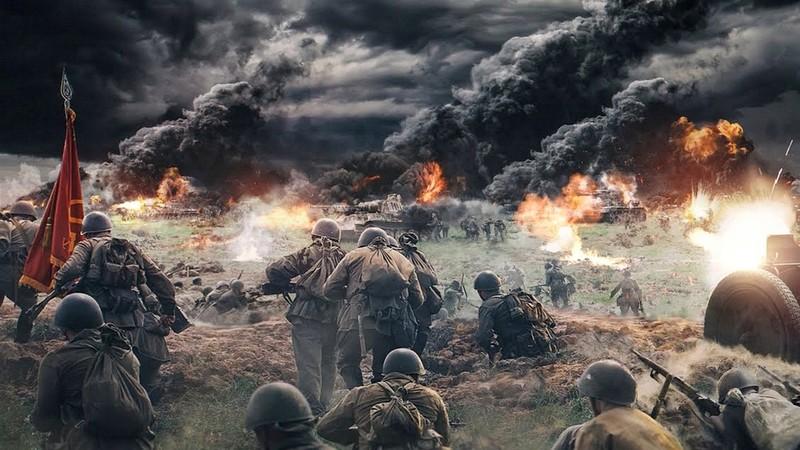 Ужасы Второй мировой войны 1939-1945