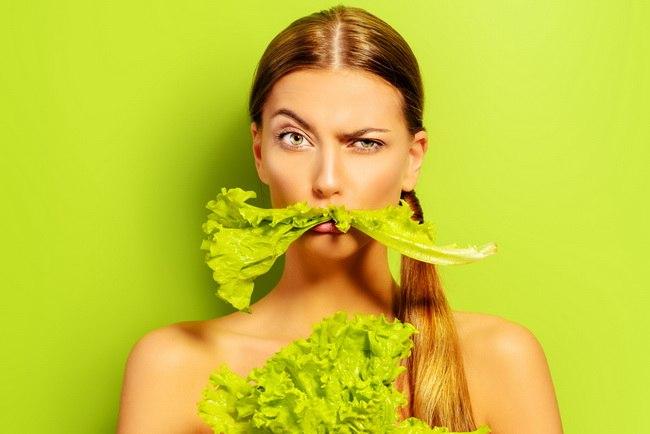 Что можно, а что нельзя кушать вегетарианцам