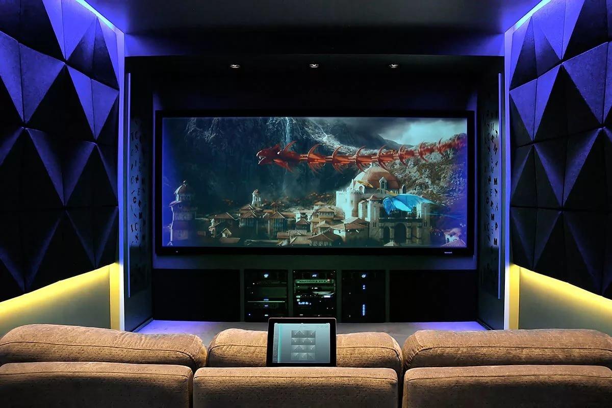 Смотрим дома фильмы онлайн в хорошем качестве. Как правильно выбрать хороший домашний кинотеатр?