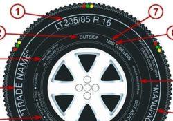 Интересное и важное о маркировке автомобильной шины