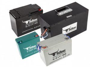 тяговые аккумуляторные батареи только для складской техники