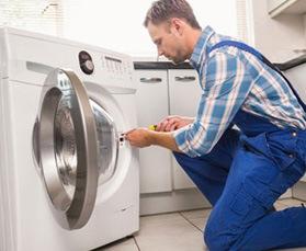 установка стиральной машины на дому