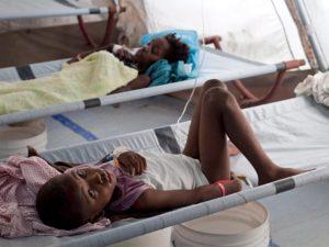 Самые страшные болезни в мире холера