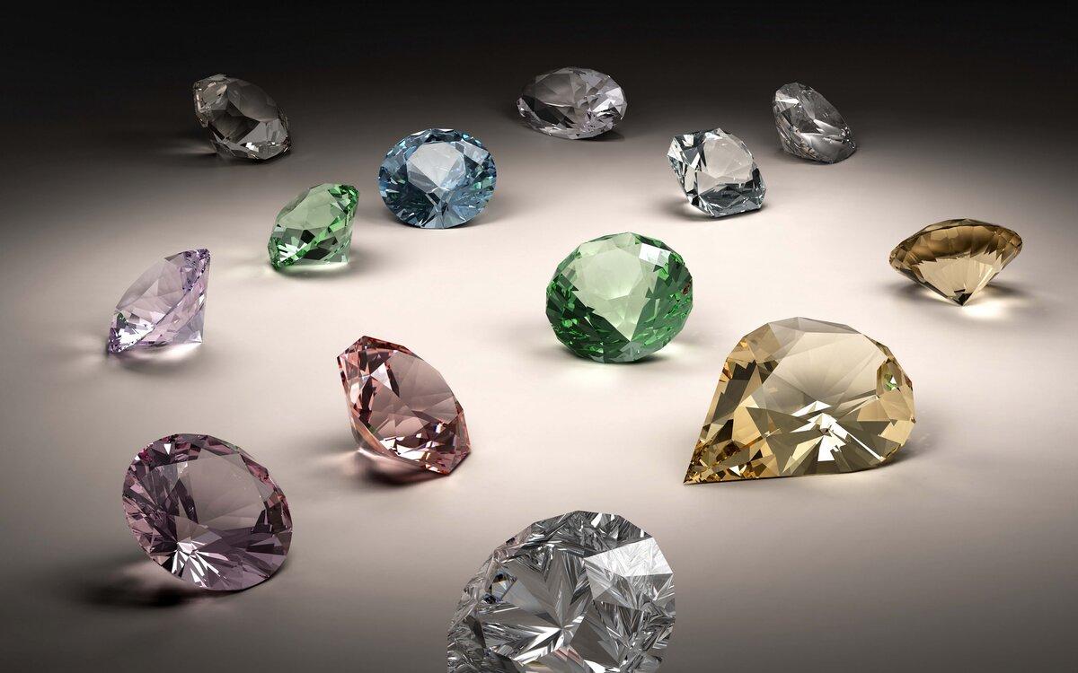 12 редчайших драгоценных камней в мире.