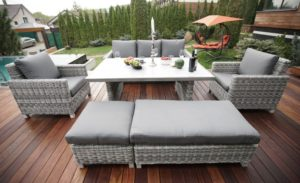 5 правил, позволяющих продлить срок службы мебели из ротанга