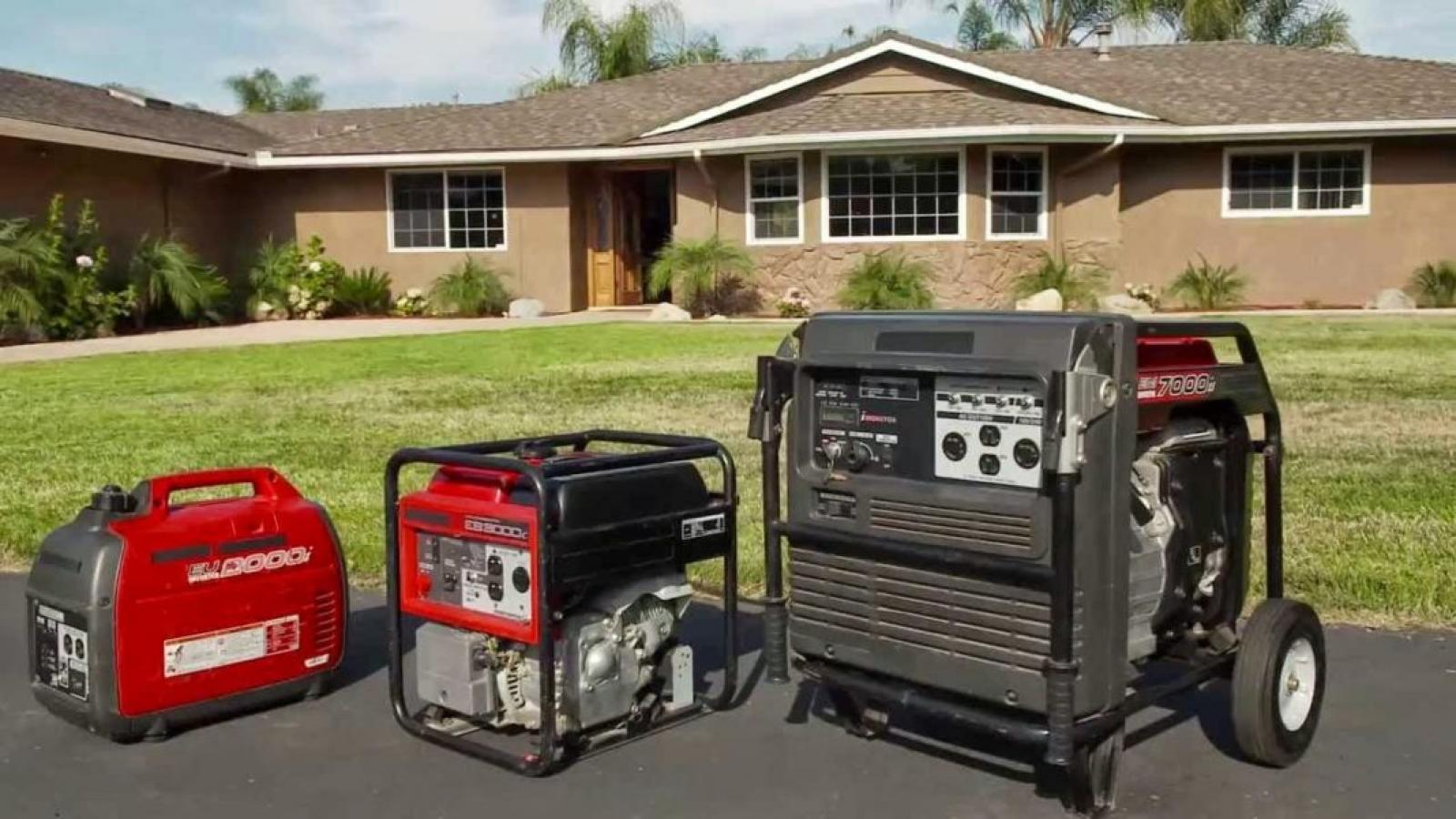 Электрогенераторы для бизнеса как выбрать лучшую модель