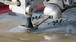 Гидроабразивная резка бетона