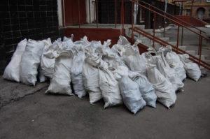 Как избавиться от строительного мусора