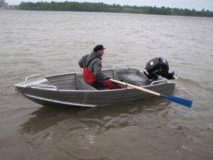 Какую лодку лучше выбрать для рыбалки