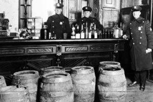 Ошибки при принятии Сухого закона в 1920
