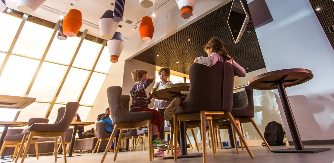 Как организовать отдых во Freezone с детьми